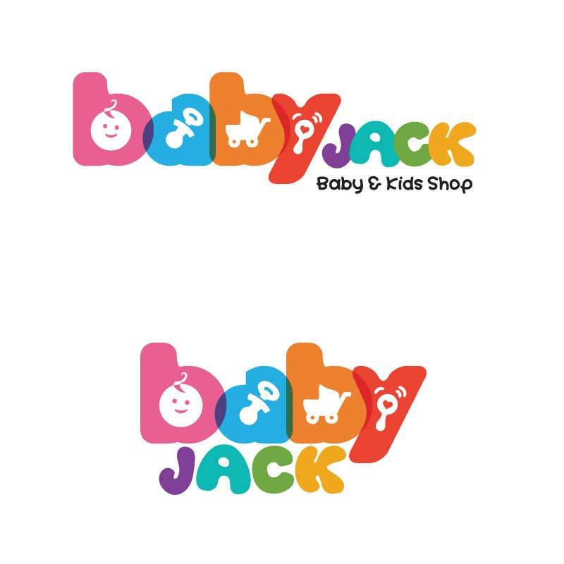 Konkurrenceindlæg #58 for Design a Logo for BabyJack