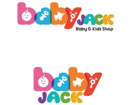 #58 for Design a Logo for BabyJack by suneshthakkar