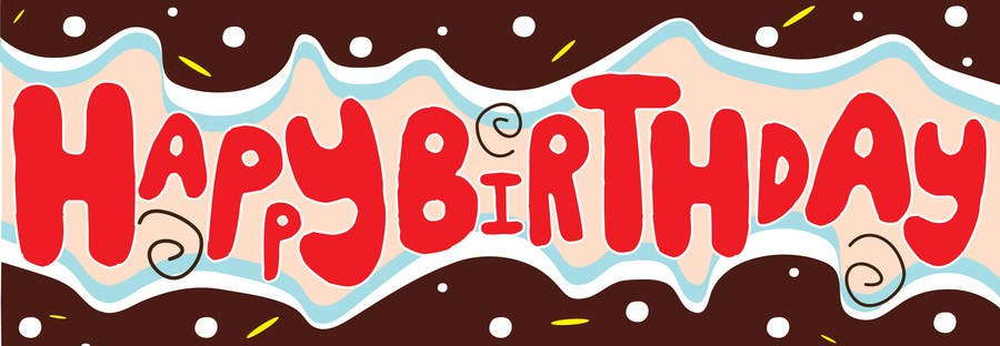 #4 for i need 5 designs for birthday banners by GreenworksInc