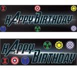 Bài tham dự #7 về Graphic Design cho cuộc thi i need 5 designs for birthday banners
