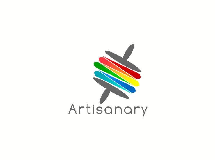 Penyertaan Peraduan #88 untuk Design a Logo for Artisanary