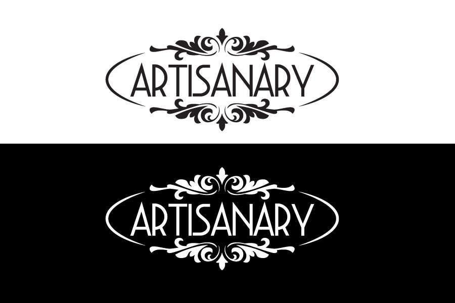 Penyertaan Peraduan #93 untuk Design a Logo for Artisanary