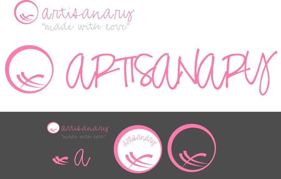 Penyertaan Peraduan #82 untuk Design a Logo for Artisanary