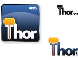 #198 para Design a Logo for Thor Apps por rogerweikers