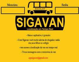 #5 for Flyer SIGA VAN by jdiasmiranda