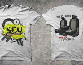 #4 untuk Logo Design for Seat Covers Unlimited T-Shirts oleh armanlim