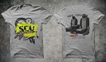 Bài tham dự #6 về Graphic Design cho cuộc thi Logo Design for Seat Covers Unlimited T-Shirts