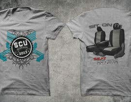 #30 untuk Logo Design for Seat Covers Unlimited T-Shirts oleh armanlim