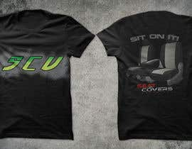 #47 untuk Logo Design for Seat Covers Unlimited T-Shirts oleh armanlim