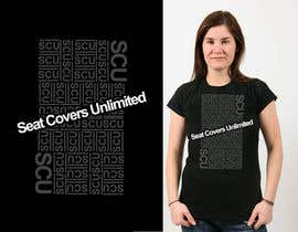 #54 untuk Logo Design for Seat Covers Unlimited T-Shirts oleh venug381