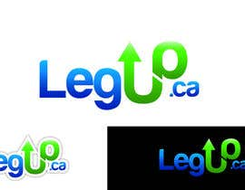 "#168 for Design a Logo for Crowdfunding Site ""LegUp.ca"" af hemanthalaksiri"
