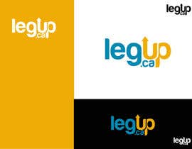"#39 for Design a Logo for Crowdfunding Site ""LegUp.ca"" af alexandracol"