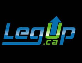 "#32 for Design a Logo for Crowdfunding Site ""LegUp.ca"" af creativdiz"