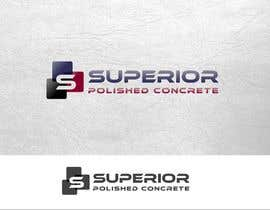 nº 49 pour Superior Polished Concrete logo design par sunnnyy