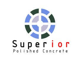 nº 28 pour Superior Polished Concrete logo design par Antonio354