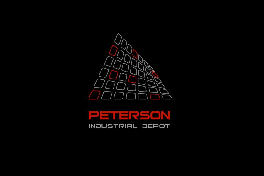 """#133 for Design a Logo for """"Peterson Industrial Depot"""" by alamin1973"""
