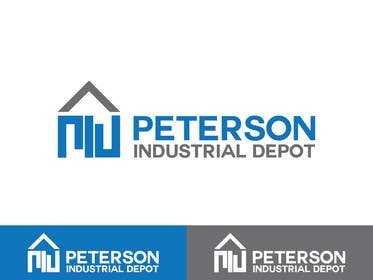 """#29 for Design a Logo for """"Peterson Industrial Depot"""" by winarto2012"""