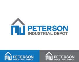 "#29 para Design a Logo for ""Peterson Industrial Depot"" por winarto2012"