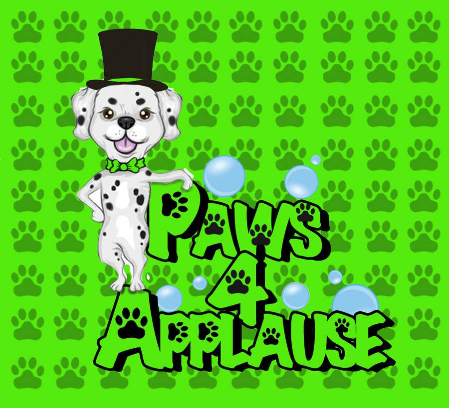 Konkurrenceindlæg #106 for Logo Design for Paws 4 Applause Dog Grooming