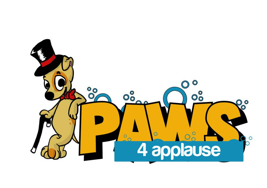 Contest Entry #33 for Logo Design for Paws 4 Applause Dog Grooming