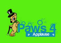Graphic Design Contest Entry #54 for Logo Design for Paws 4 Applause Dog Grooming