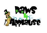 Graphic Design Contest Entry #110 for Logo Design for Paws 4 Applause Dog Grooming