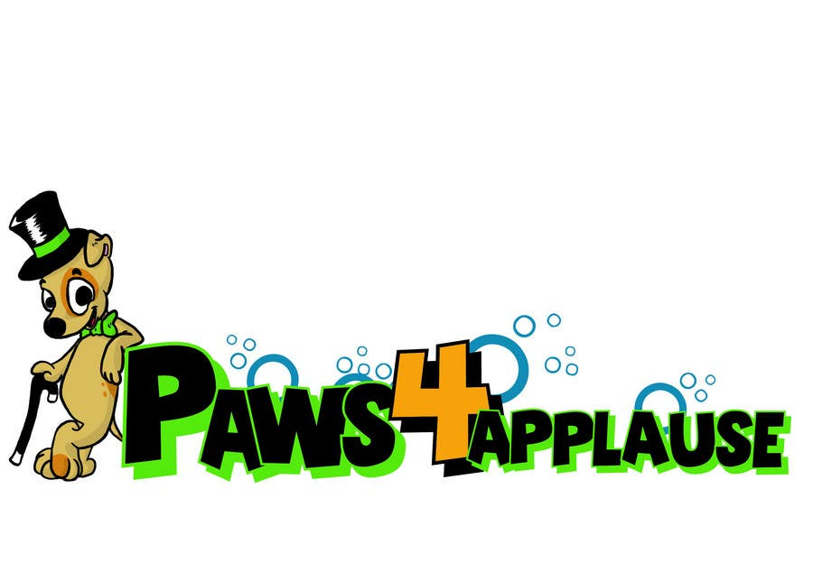 Contest Entry #85 for Logo Design for Paws 4 Applause Dog Grooming