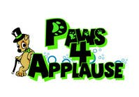 Graphic Design Contest Entry #91 for Logo Design for Paws 4 Applause Dog Grooming