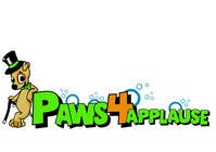 Graphic Design Contest Entry #58 for Logo Design for Paws 4 Applause Dog Grooming