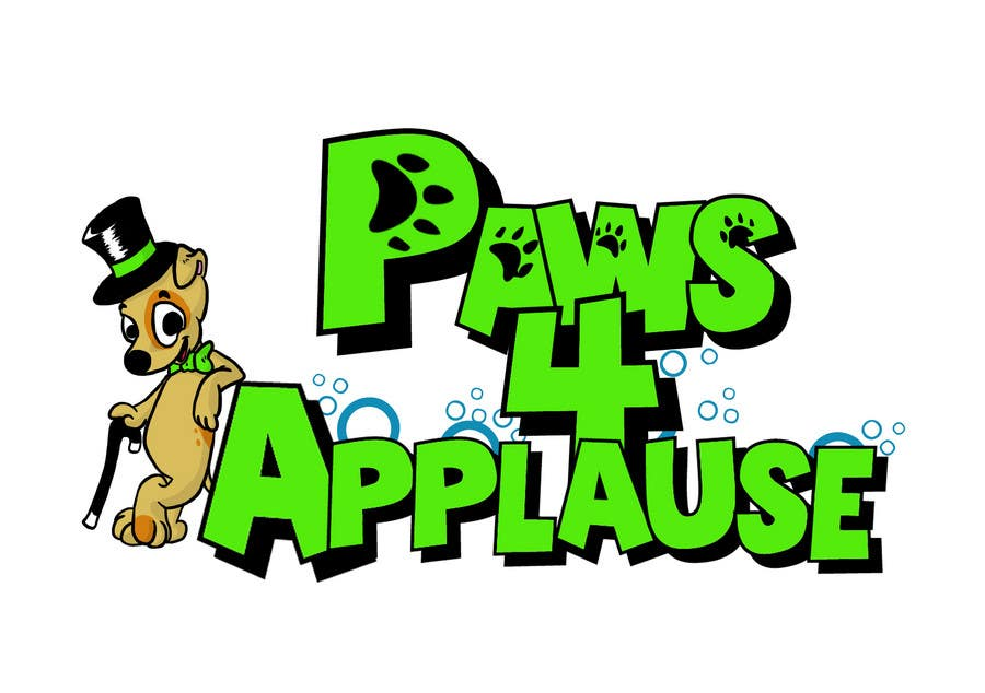 Contest Entry #86 for Logo Design for Paws 4 Applause Dog Grooming