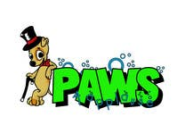 Graphic Design Contest Entry #30 for Logo Design for Paws 4 Applause Dog Grooming
