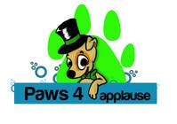 Graphic Design Contest Entry #51 for Logo Design for Paws 4 Applause Dog Grooming