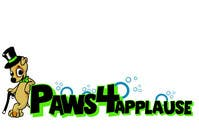 Graphic Design Contest Entry #84 for Logo Design for Paws 4 Applause Dog Grooming