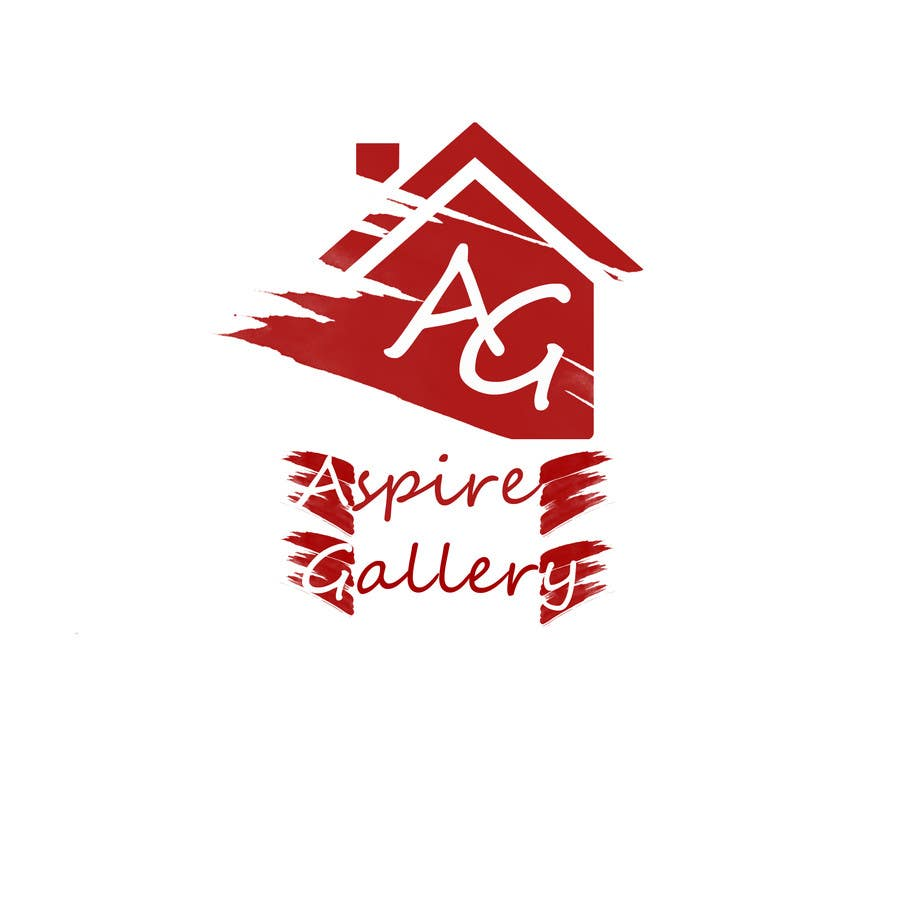 #55 for Design a Logo for Aspire Gallery by EngSaraMahmoud
