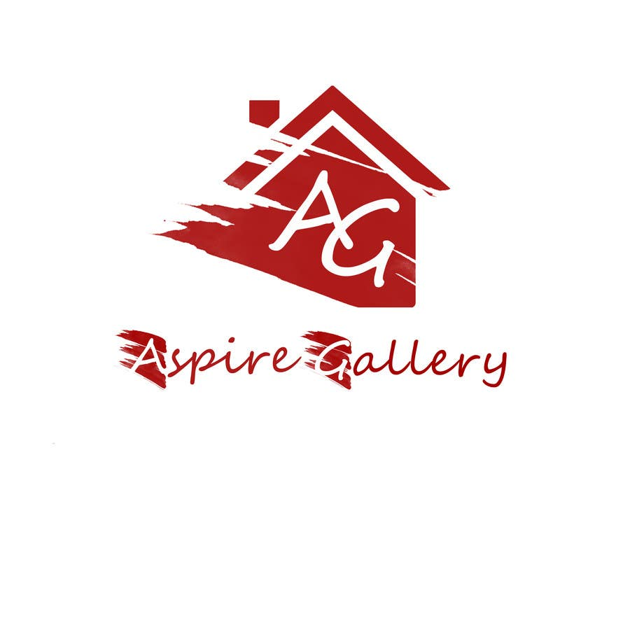 #56 for Design a Logo for Aspire Gallery by EngSaraMahmoud