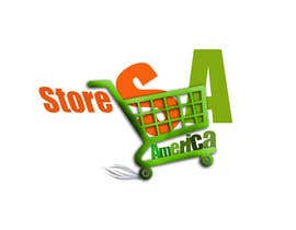 #72 for Design a Logo for store america by duledjukic