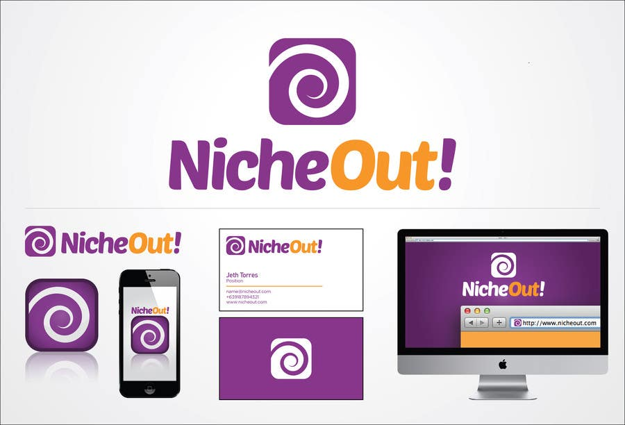 #112 for Design a Logo for Niche Out! by jethtorres