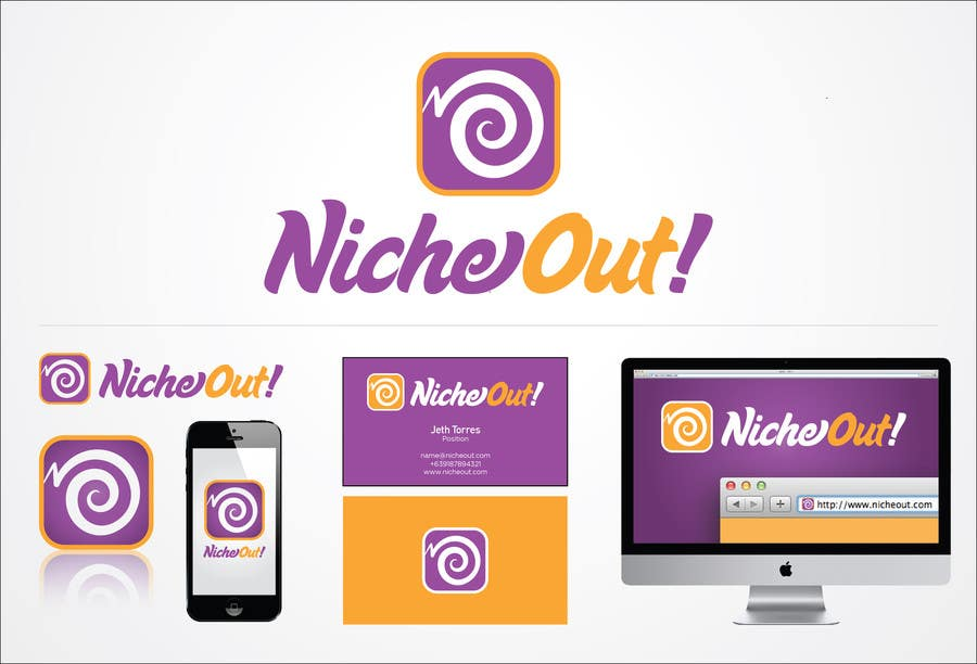 #153 for Design a Logo for Niche Out! by jethtorres