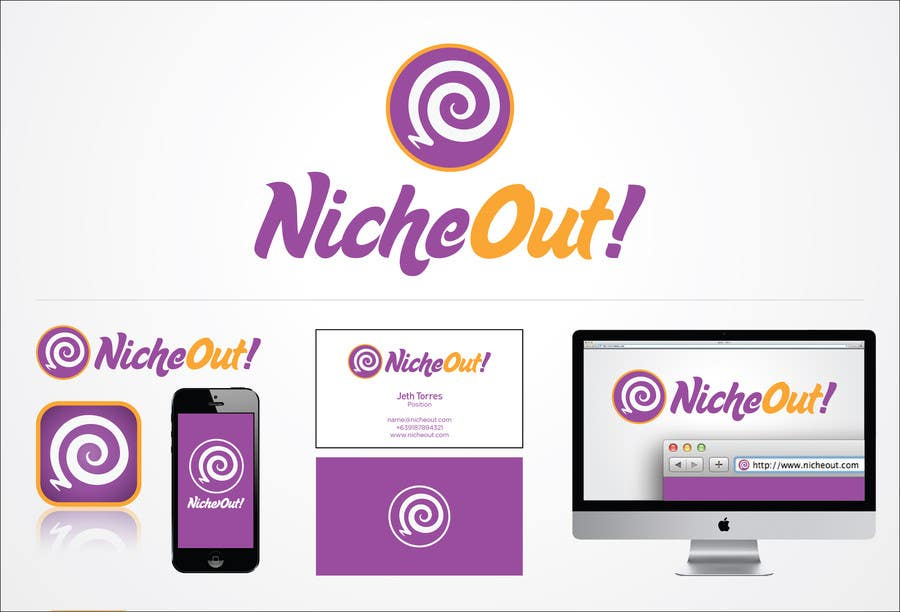 #158 for Design a Logo for Niche Out! by jethtorres