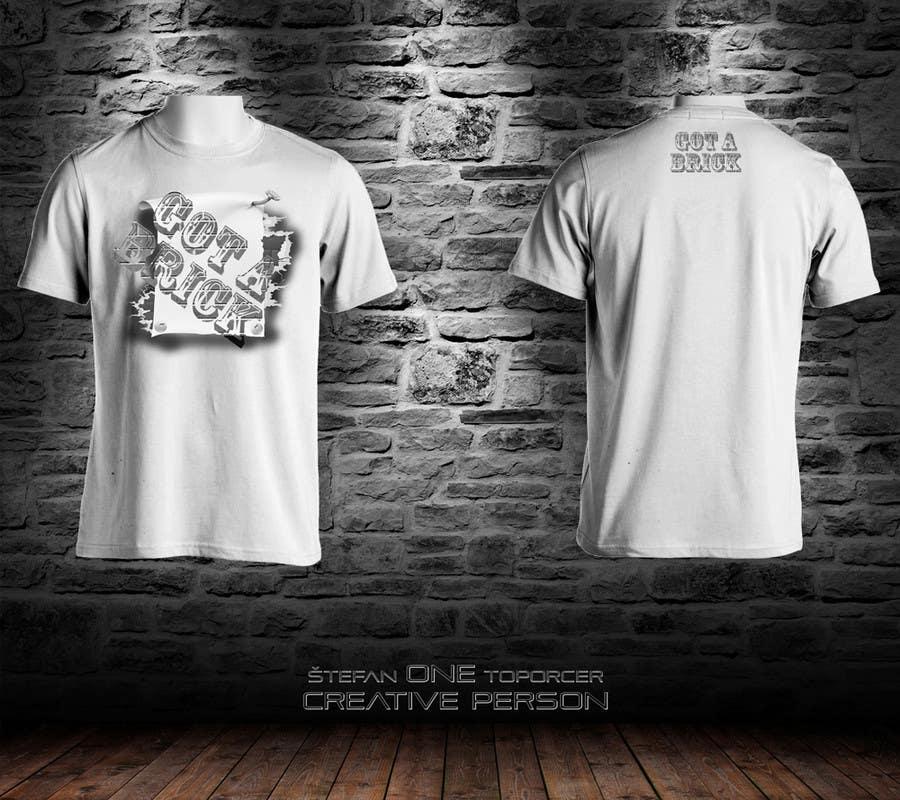 Konkurrenceindlæg #5 for Design a T-Shirt for Charity (5-3)