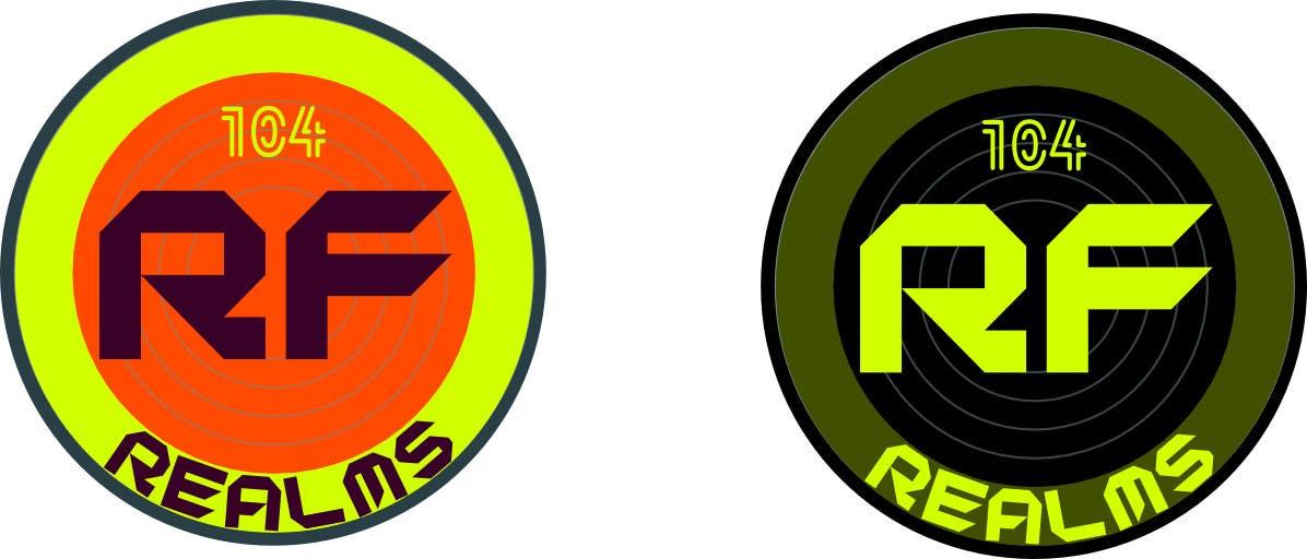 Konkurrenceindlæg #64 for Design a Logo for Rutherfordium Realms
