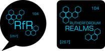 Graphic Design Konkurrenceindlæg #37 for Design a Logo for Rutherfordium Realms