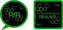 Graphic Design Konkurrenceindlæg #38 for Design a Logo for Rutherfordium Realms