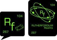 Graphic Design Konkurrenceindlæg #55 for Design a Logo for Rutherfordium Realms
