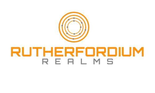 Konkurrenceindlæg #1 for Design a Logo for Rutherfordium Realms