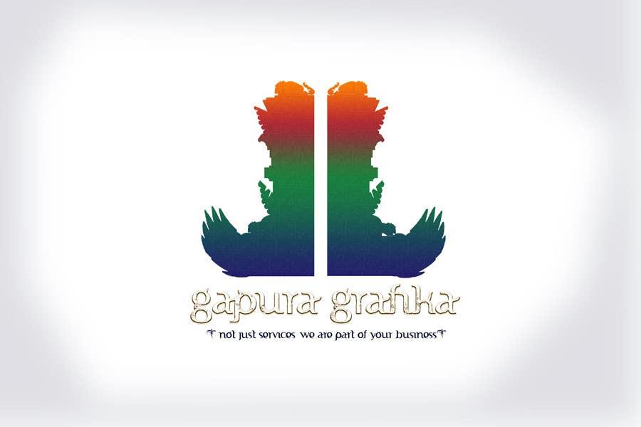 Contest Entry #                                        367                                      for                                         Logo Design for Logo For Gapura Grafika - Printing Finishing Services Company - Upgraded to $690