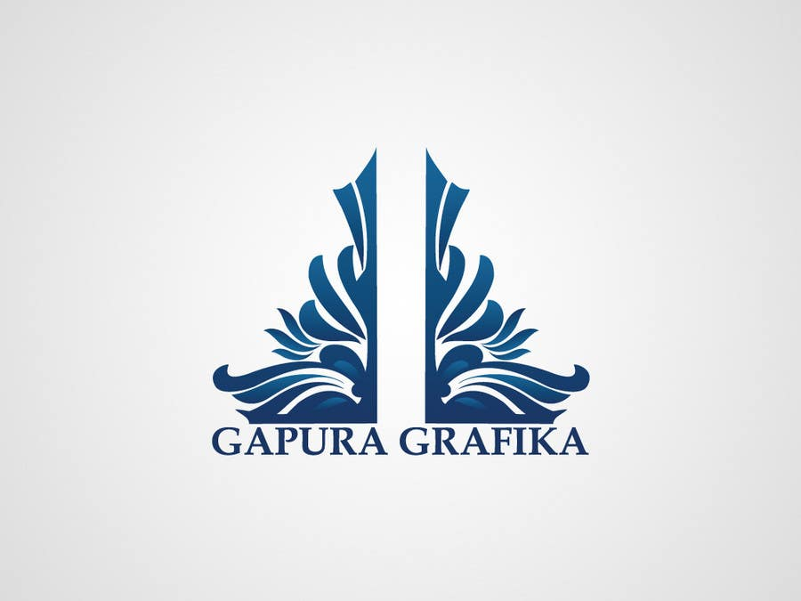 Proposition n°                                        120                                      du concours                                         Logo Design for Logo For Gapura Grafika - Printing Finishing Services Company - Upgraded to $690