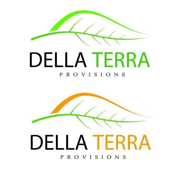 #1 for Design a Logo for Della Terra Provisions! by dreamitsolution