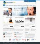 Graphic Design Конкурсная работа №21 для Website Design for MyCustomers.co.za