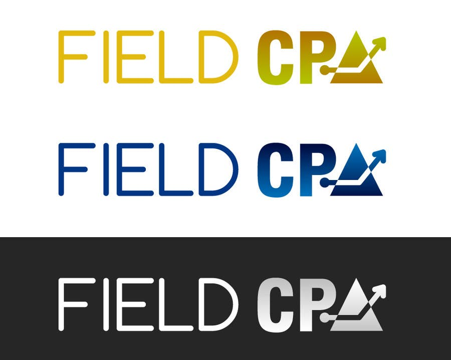 #52 for Business Card Logo Design for FIELD CPA by subhamajumdar81